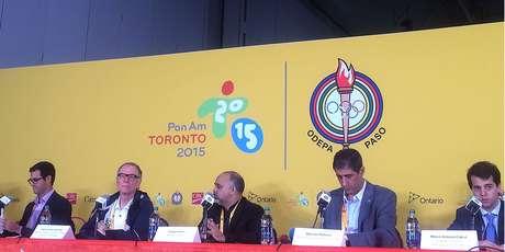 Carlos Arthur Nuzman e autoridades falam sobre Rio 2016 em Toronto