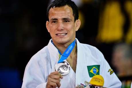 Kitadai não conseguiu o bi no Pan, mas levou a medalha de prata