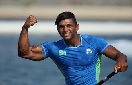 Isaquias é uma das maiores promessas brasileiras de medalha para as Olimpíadas do Rio de Janeiro de 2016