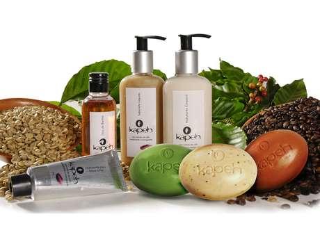 Produtos da Kapeh são vendidos em mais de 200 pontos no país, e exportados para países como Portugal e Holanda
