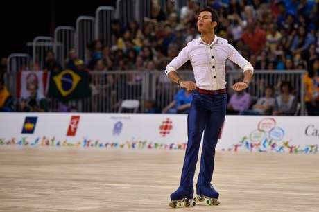 Marcel Stürmer levou o seu 4º ouro pan-americano neste domingo