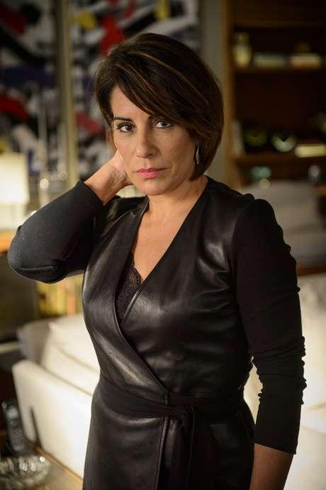 Pelo segundo mês consecutivo, Beatriz (Gloria Pires), de 'Babilônia', fica em segundo lugar com corte chanel