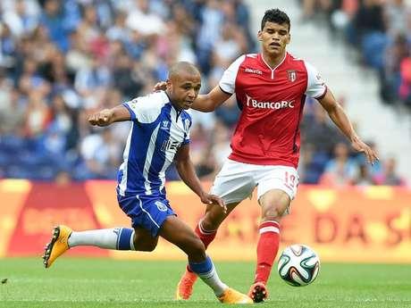 Porto x Braga - Danilo Silva