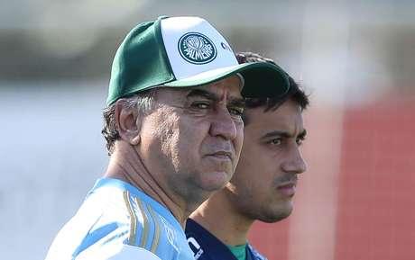 Marcelo Oliveira terá desfalques para o jogo contra o ASA