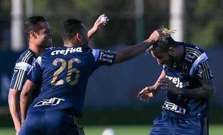 Leandro Pereira levou ovada por ter feito aniversário