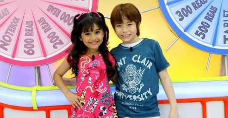 Ana Julia e Matheus foram impedidos de apresentar o 'Bom Dia & Cia'