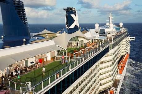 Celebrity Cruises premiará o estilista vencedor com um cruzeiro
