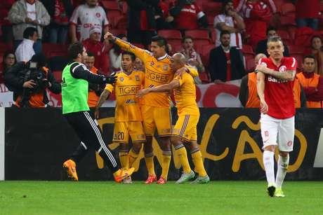 Equipe do Tigres descontou com Ayala