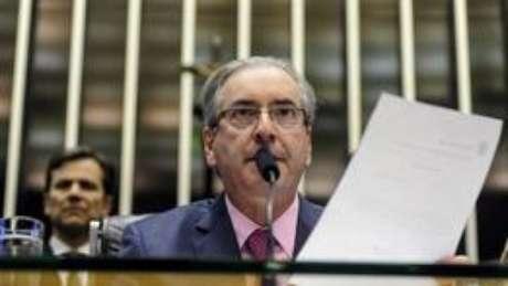 Eduardo Cunha se dirigirá à nação em rede nacional às 20h25 desta sexta-feira.