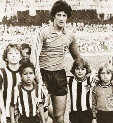 O ídolo em imagens: A bela história de João Leite pelo Atlético-MG