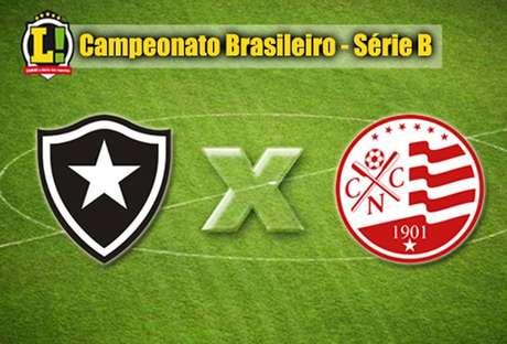 Botafogo x Náutico Série-B