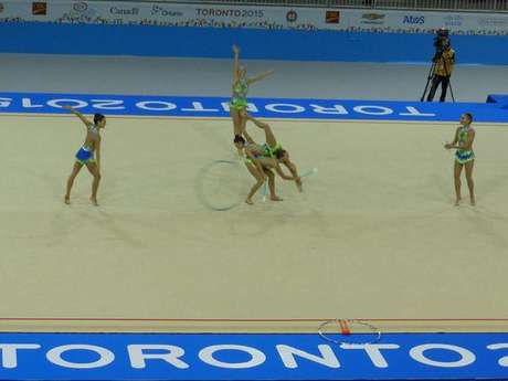 Apresentação do Brasil levantou o público em Toronto
