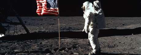 Missão Apollo 11 chegou à Lua em 20 de julho de 1969