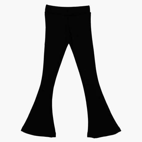 Calça bailarina teve seu auge nos anos 90, em especial as coloridas