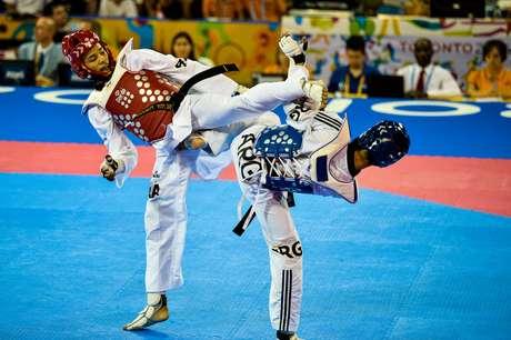 Venilton Torres perdeu para argentino e ficou sem medalha em seu primeiro Pan