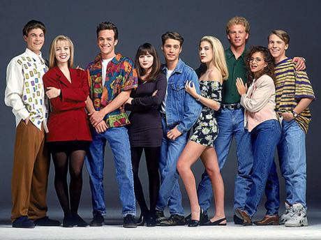 """Tudo que se usava no seriado """"Barrados no Baile"""" virava moda nos anos 90"""