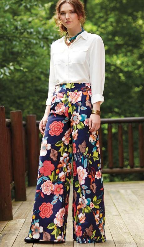 Calças pantalonas eram parte do guarda-roupas de muitas meninas nos anos 90