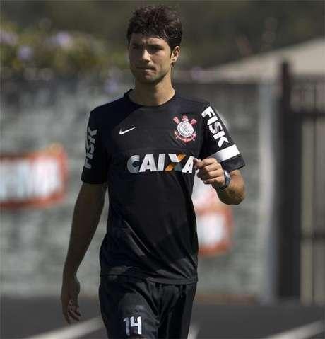 Treino Corinthians Felipe