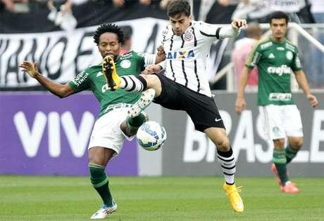 No pote B, Palmeiras pode enfrentar o Corinthians já nas oitavas