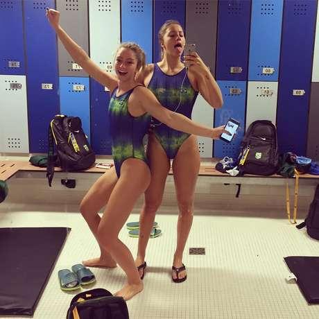 Mirella Coutinho compartilha rotina de treinos