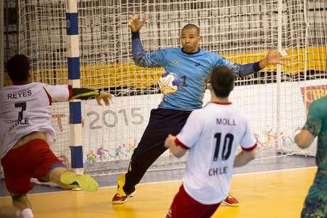 Handebol: Brasil e Chile se encaram pela semifinal dos Jogos de Toronto