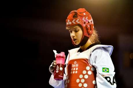 Raphaella Galacho levará bronze para o Brasil