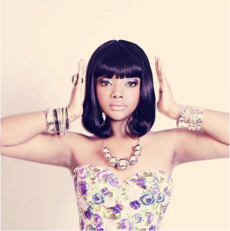 Blandine, cantanta africana