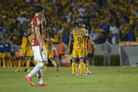 Tigres eliminou o Inter da Libertadores de maneira contundente