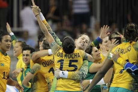 Brasil é pentacampeão pan-americano de handebol