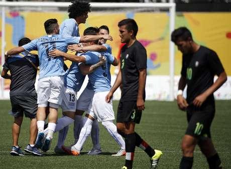 Uruguai venceu final do futebol masculino no Pan de Toronto por 1 a 0