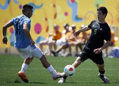 Uruguai e México fizeram partida bastante equilibrada em Hamilton