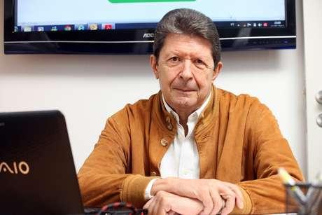 O italiano Salvatore Privitera veio para o Brasil em 1968, para trabalhar como diretor de marketing de uma empresa multinacional