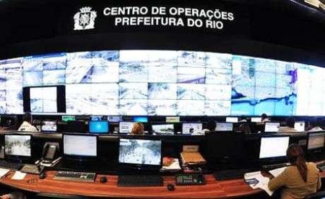 Centro de Operações do Rio de Janeiro
