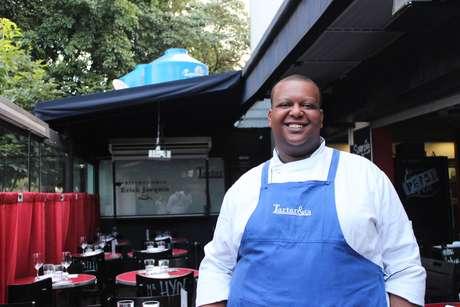 Estefano Zaquini assumiu recentemente a confeitaria de um dos restaurantes do chef Erick Jacquin