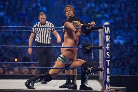 Piper foi um dos principais vilões nos espetáculos do WWE