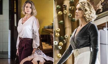 Estilo elegante da personagem de Letícia Spiller na novela global tem chamado a atenção das espectadoras