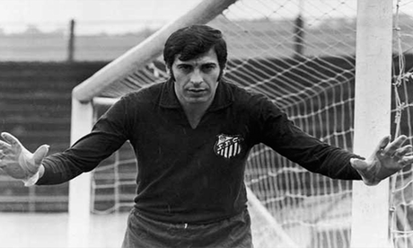Terceiro estrangeiro que mais jogou pelo Santos, Cejas faleceu nesta sexta