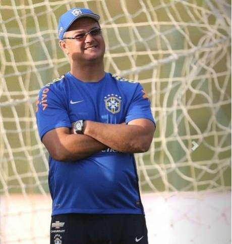 Rogério Micale está confiante na Seleção Sub-20