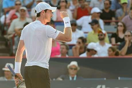 Fazia dois anos - ou oito jogos - que Andy Murray não vencia Novak Djokovic