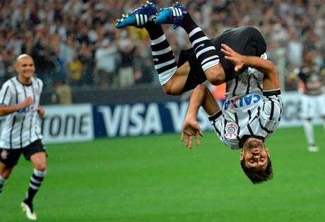 Timão se supera e goleia na Libertadores