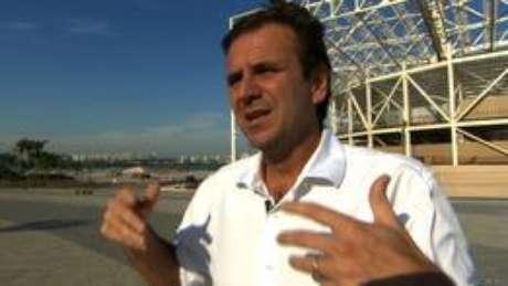 """Paes diz não querer que episódio """"danifique a imagem do Rio"""""""