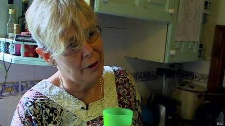 Helen diz que a condição afeta todos os detalhes de sua vida, inclusive o trabalho