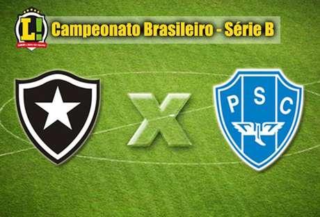 Apresentação Botafogo x Paysandu Série-B