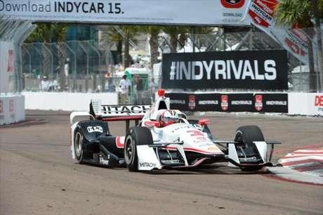 Helinho vai em busca do seu primeiro título na IndyCar