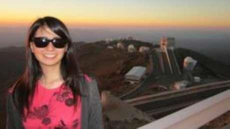 A chilena Maritza Soto diz que não esperava fazer uma descoberta notável tão cedo