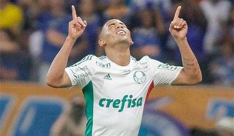 Gabriel Jesus foi decisivo na classificação em cima do Cruzeiro