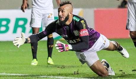 HOME - Atlético-MG x Figueirense - Copa do Brasil - Alex Muralha