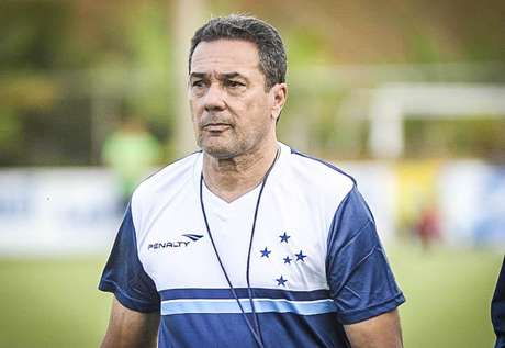 Vanderlei Luxemburgo no Cruzeiro em 2015