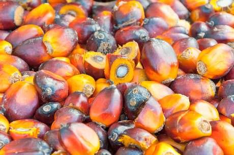 Óleo é extraído do dendê, também usado na culinária.