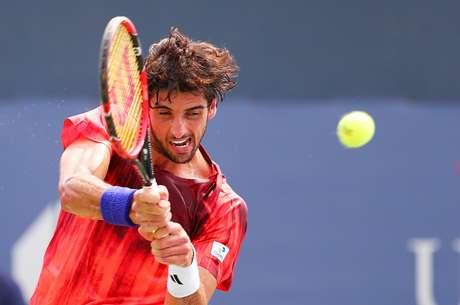 Thomaz Bellucci é o atual número 30 no ranking da ATP, o melhor brasileiro colocado no tênis mundial